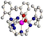 Molekülstruktur (Bild: K. Meyer)