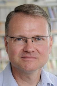 Dr. Harald Lanig (Foto: Gerd Grimm, FAU)