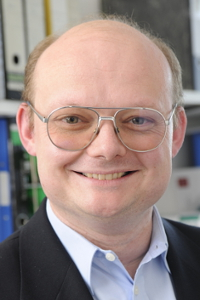 Dr. Ralph Puchta (Foto: Erich Malter, FAU)