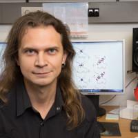 Dr. Marat Khusniyarov (Foto: Erich Malter, FAU)