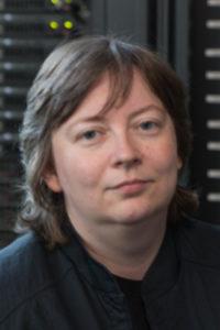 Dr. Tatyana Shubina (Foto: Erich Malter, FAU)