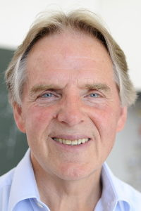 Prof. Dr. Rudi van Eldik (Foto: Gerd Grimm, FAU)