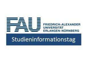 FAU-Studieninfotag Logo