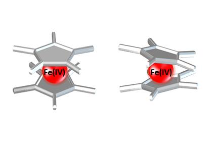 Synthese Chemischer Meilenstein Neues Ferrocenium Molekül