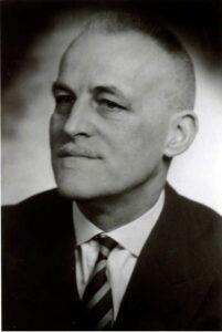 Portrait von Professor Dr. Werner Hugo Zerweck