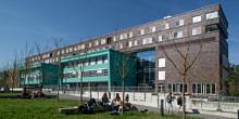 Chemikum FAU Department Chemie & Pharmazie (Foto: E. Malter)